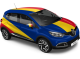 Renault Captur � Voteaza Romania la Battle of the Countries!