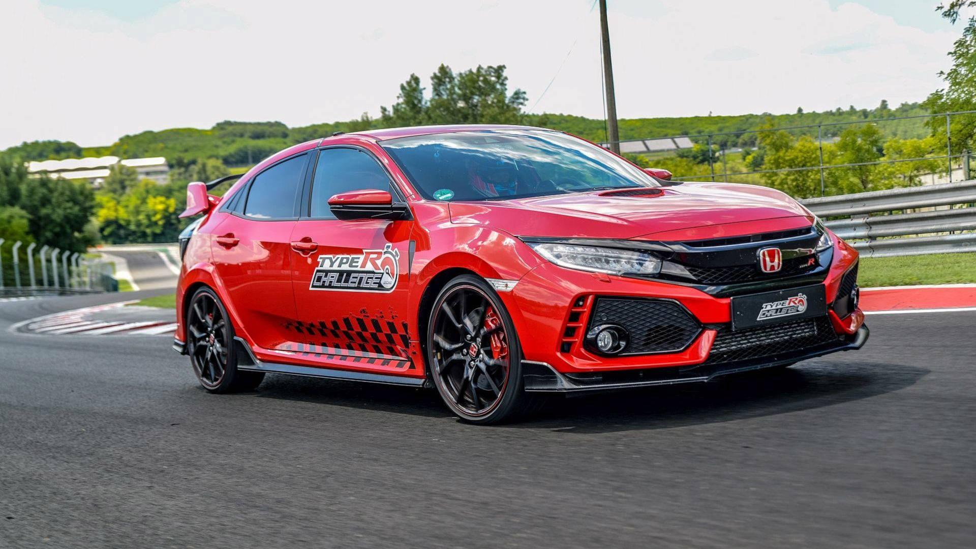 Un nou record mondial pentru Honda Civic Type R. Modelul nipon a cucerit circuitul Hungaroring