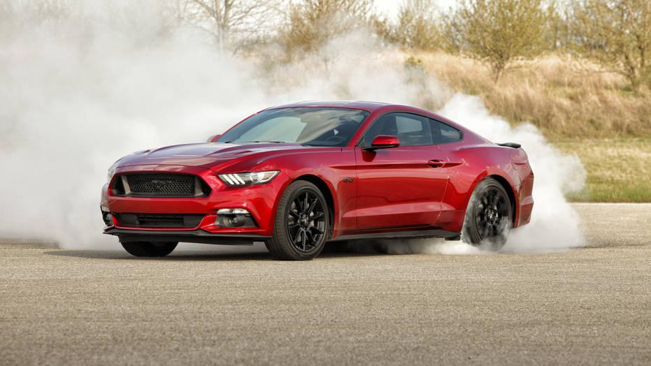Ford sarbatoreste productia Mustangului cu numarul 10.000.000