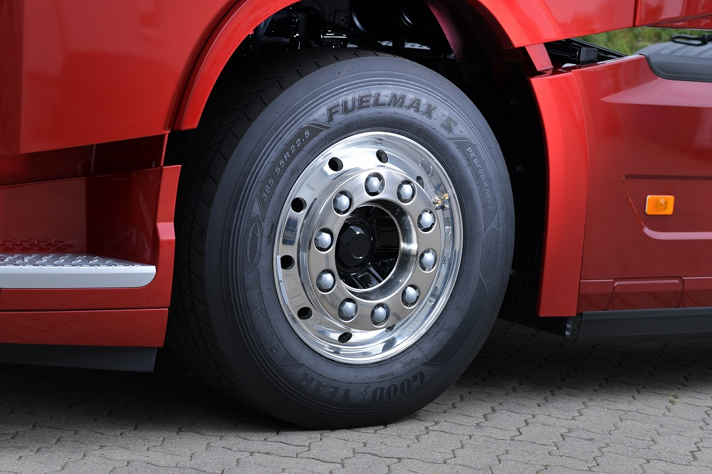 Goodyear lanseaza Fuelmax Performance, anvelopa special gandita pentru a reduce consumul de carburant