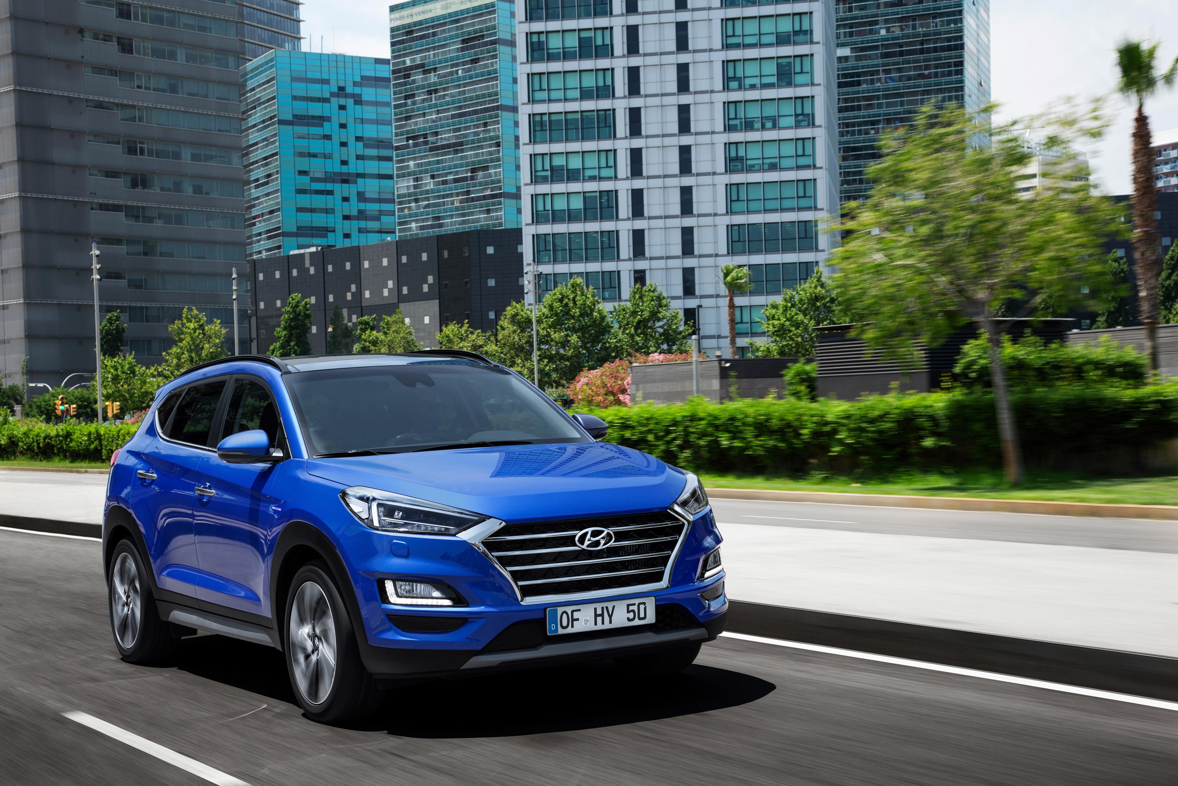 Hyundai Tucson facelift este disponibil si in Romania. Cu reducerea de lansare il poti cumpara chiar si cu 17.254 de euro