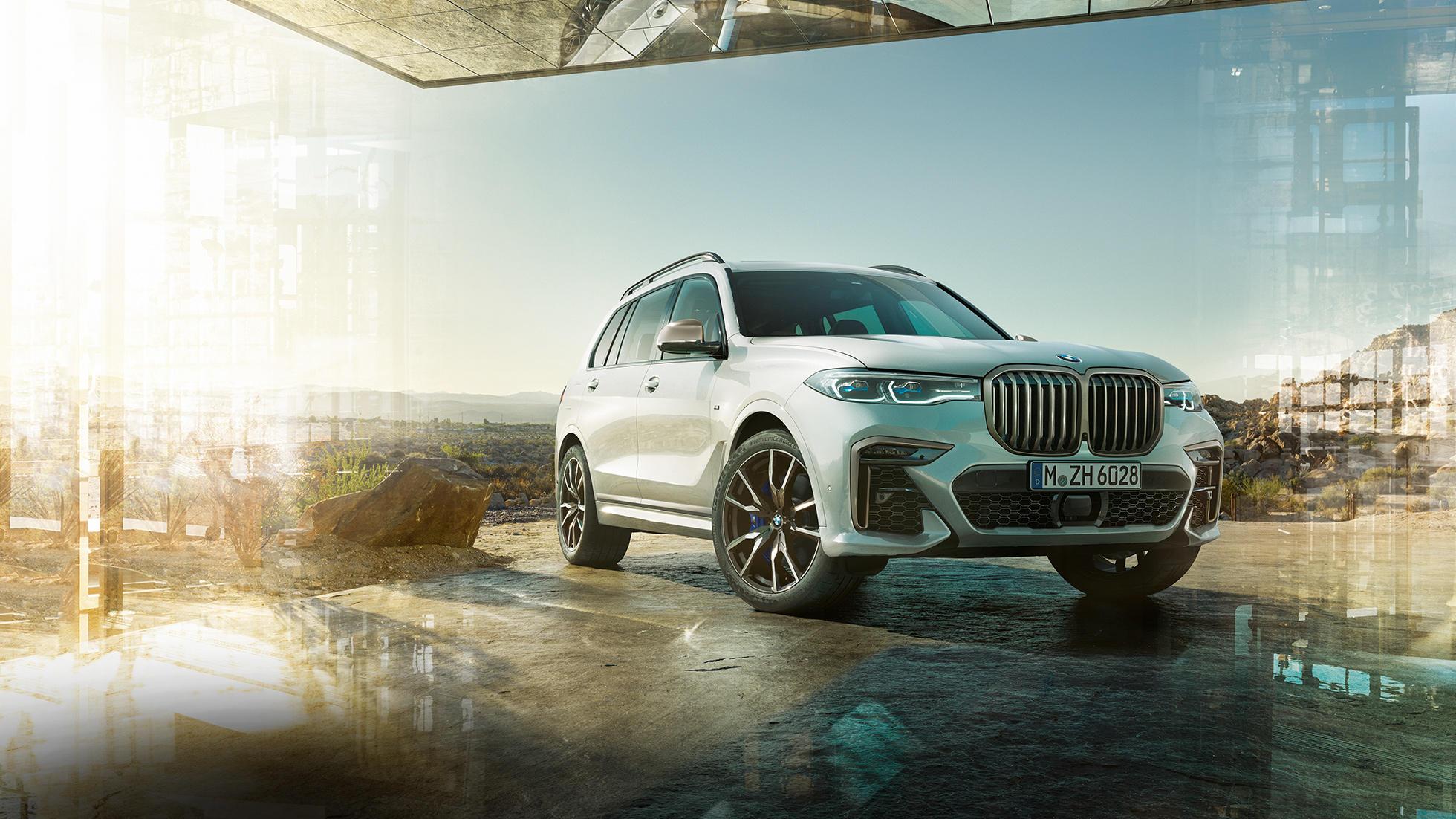 S-a lansat si in Romania. Cat costa primul BMW X7 din istorie?