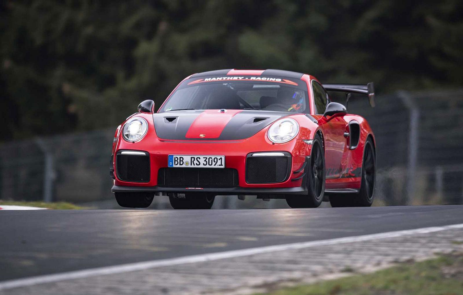 Lamborghini a pierdut titlul de cea mai rapida masina de strada de pe Nurburgring. Recordul batut cu aproape 5 secunde