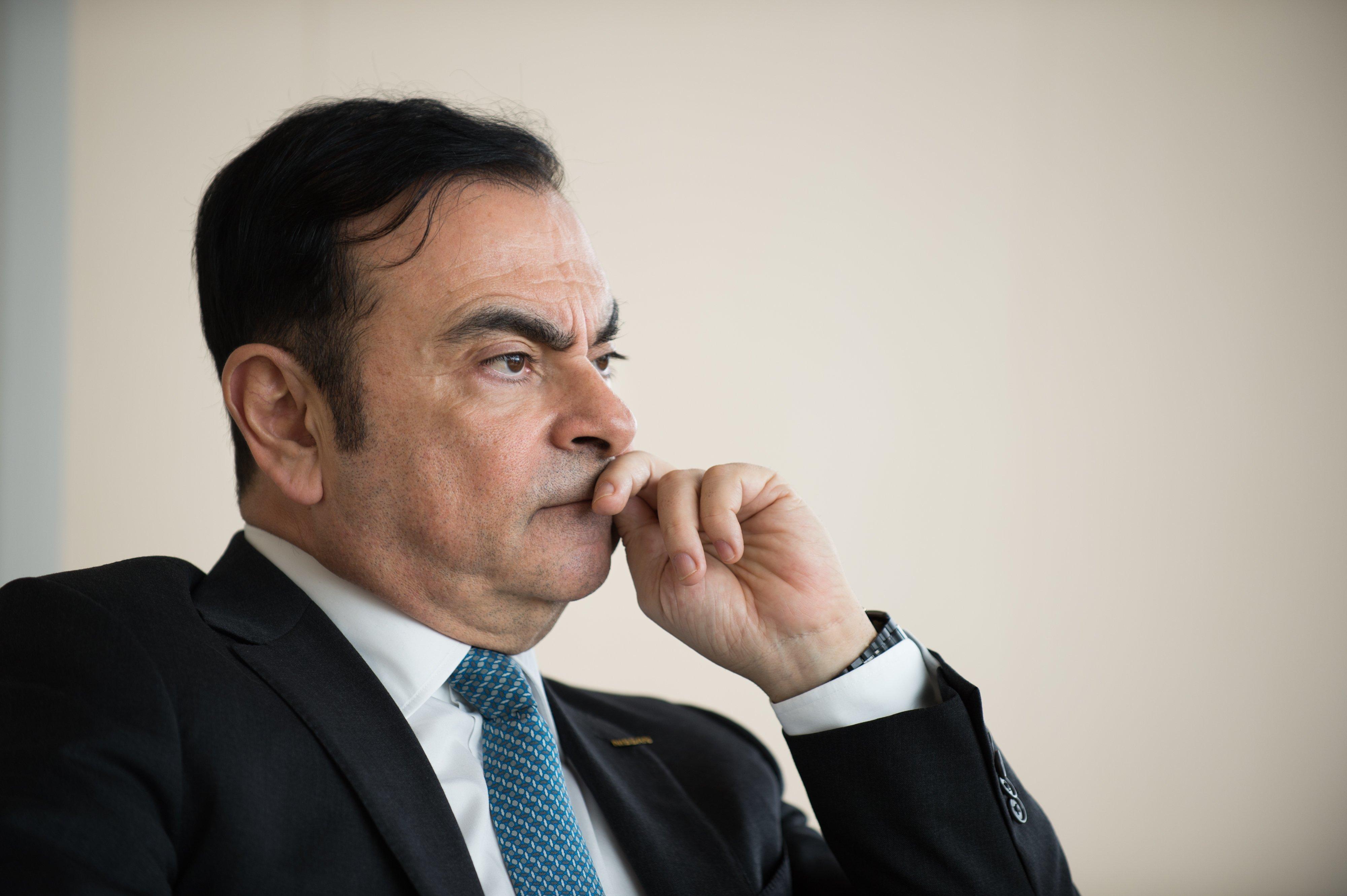 Seful aliantei Renault-Nissan a fost arestat la Tokyo. Carlos Ghosn a mintit in declaratia de venituri