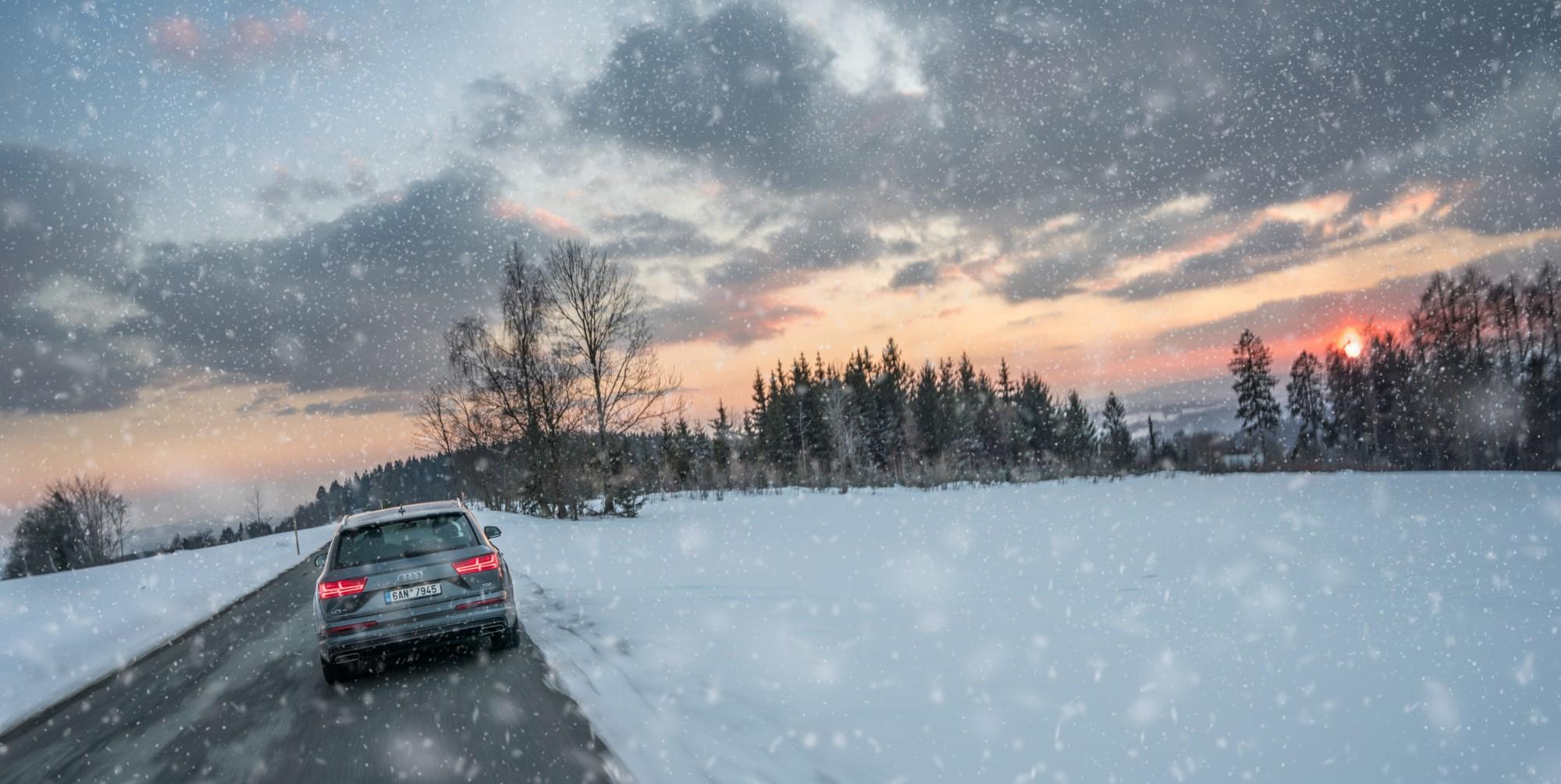 Sfaturi pentru soferii cu experienta putina la condus pe timpul iernii