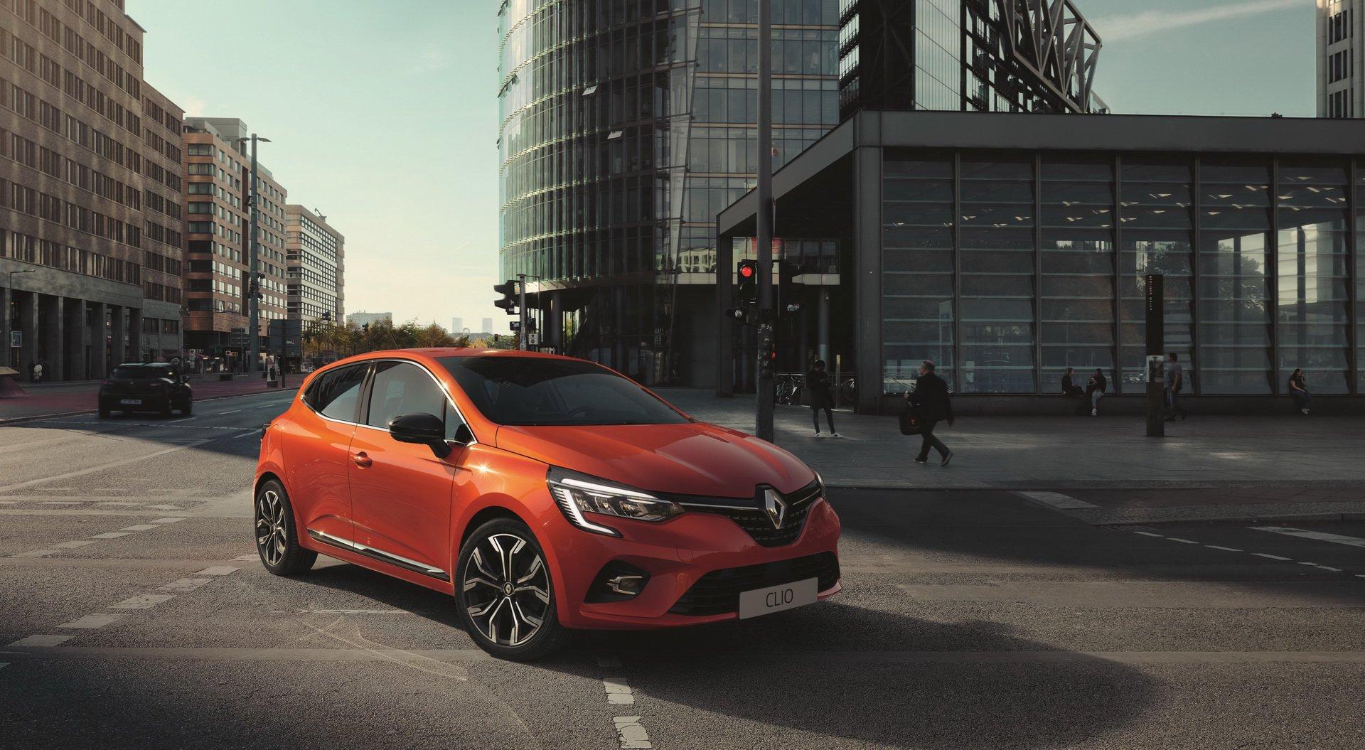 Noua generatie Renault Clio este aici: exterior mai modern si interior inteligent