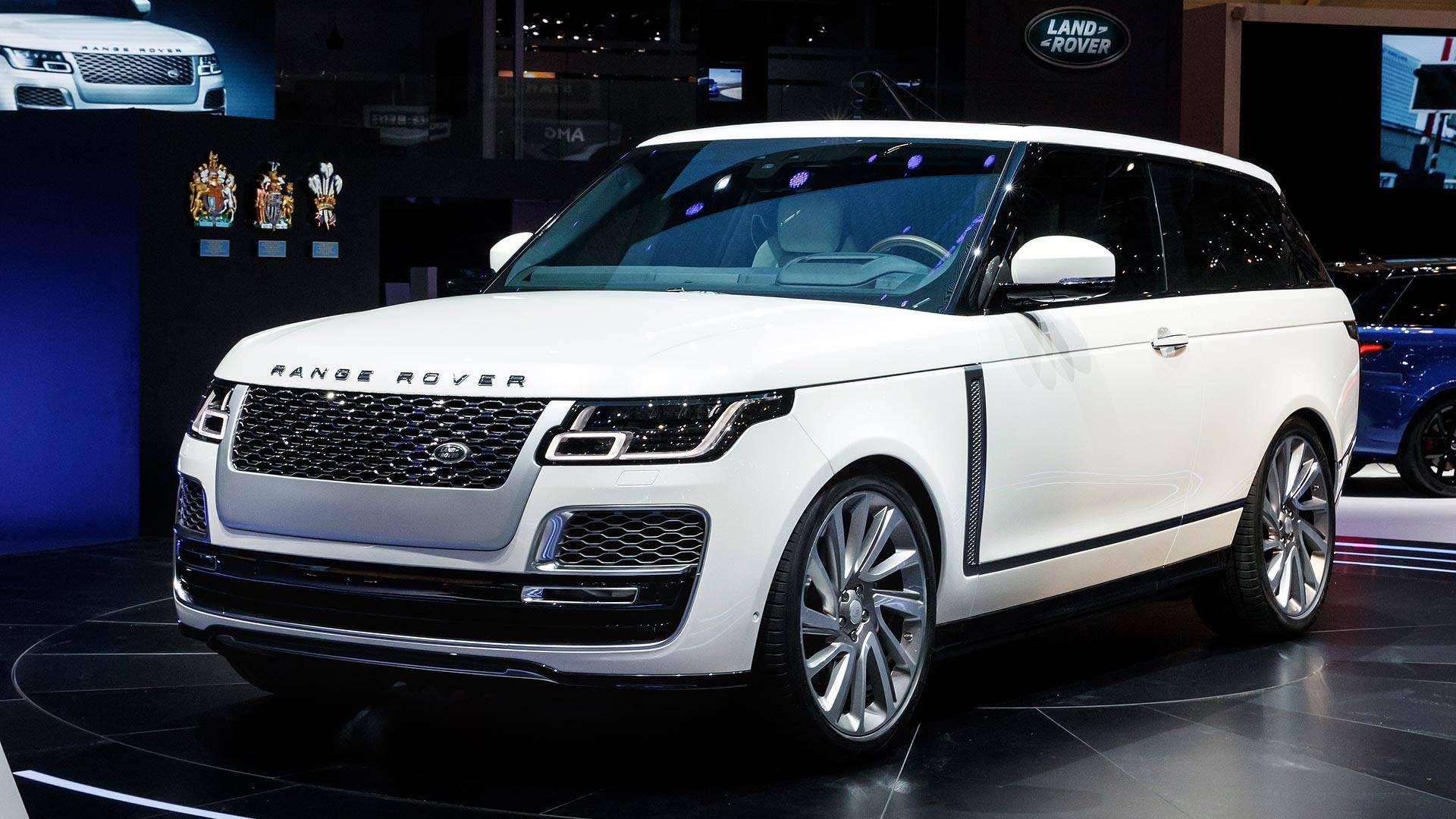 Britancii de la Land Rover au anuntat ca SV Coupe nu mai intra in productie