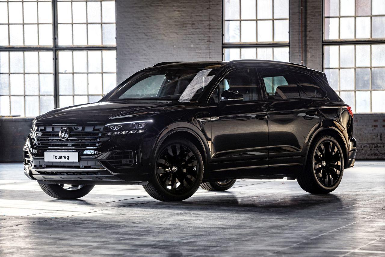 Volkswagen anunta prima motorizare pe benzina pentru noul Touareg