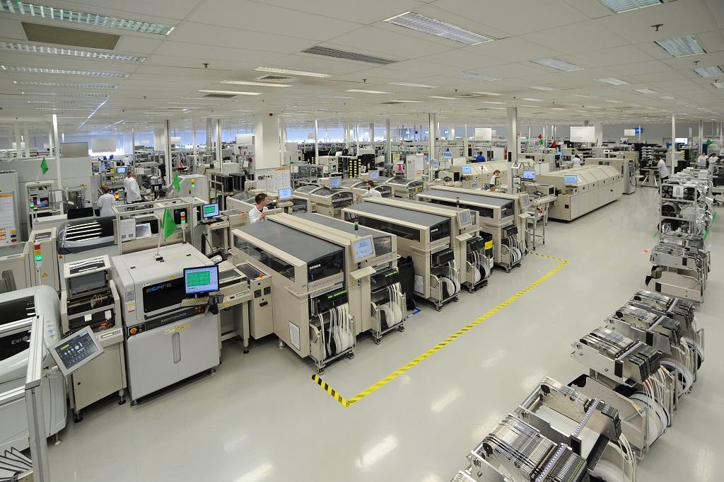 Uzina Continental din Timisoara a produs 92.000.000 de componente electronice pentru vehicule