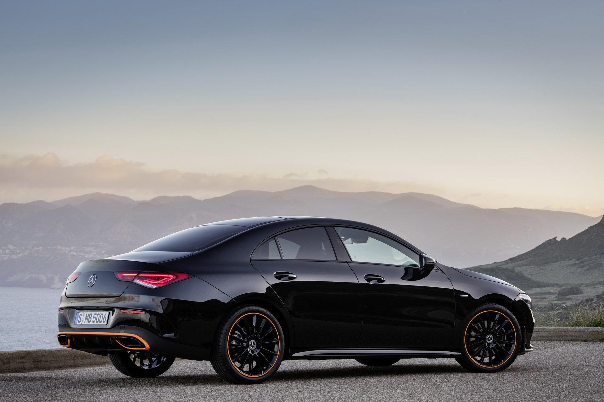 Mercedes a lansat in Romania noul CLA. Cat costa cel mai ieftin coupe cu patru usi al germanilor