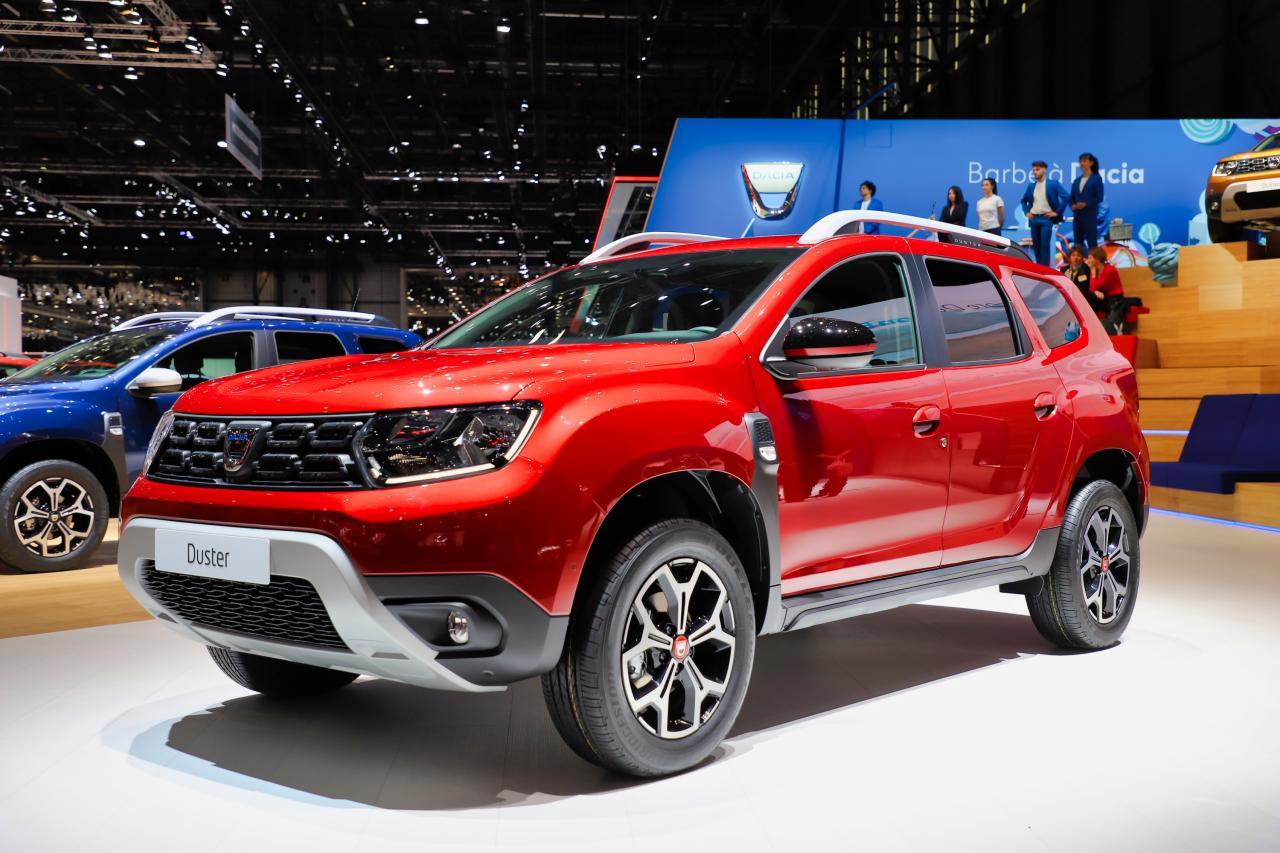 Dacia Duster Ultimate: cel mai puternic Duster din istorie face furori la Salonul Auto de la Geneva