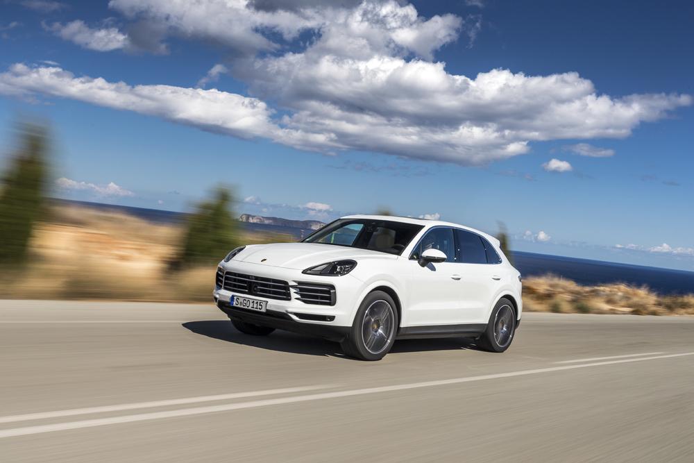 Porsche a livrat 55.700 de vehicule in primul trimestru