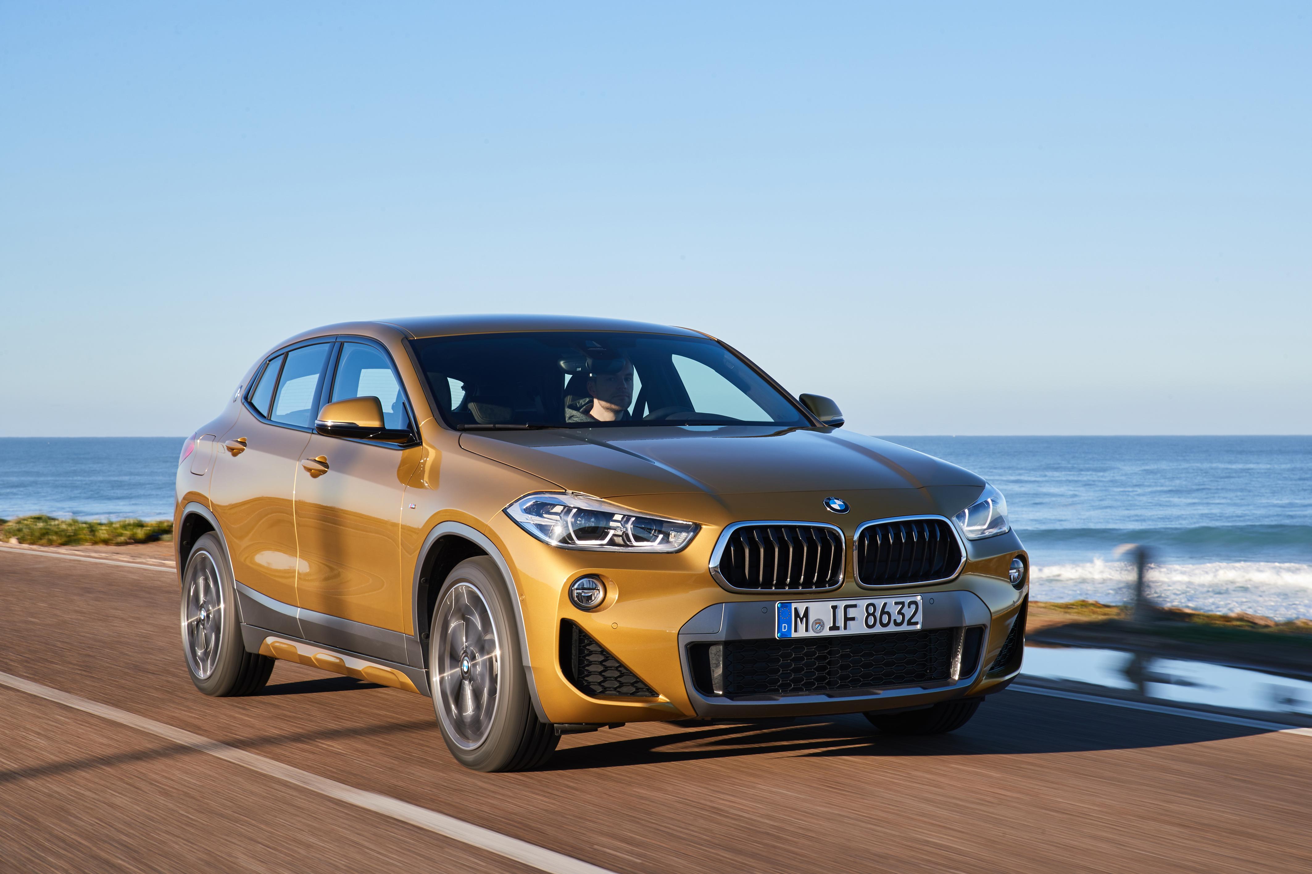Vanzarile BMW Group cresc cu 2,8% in martie