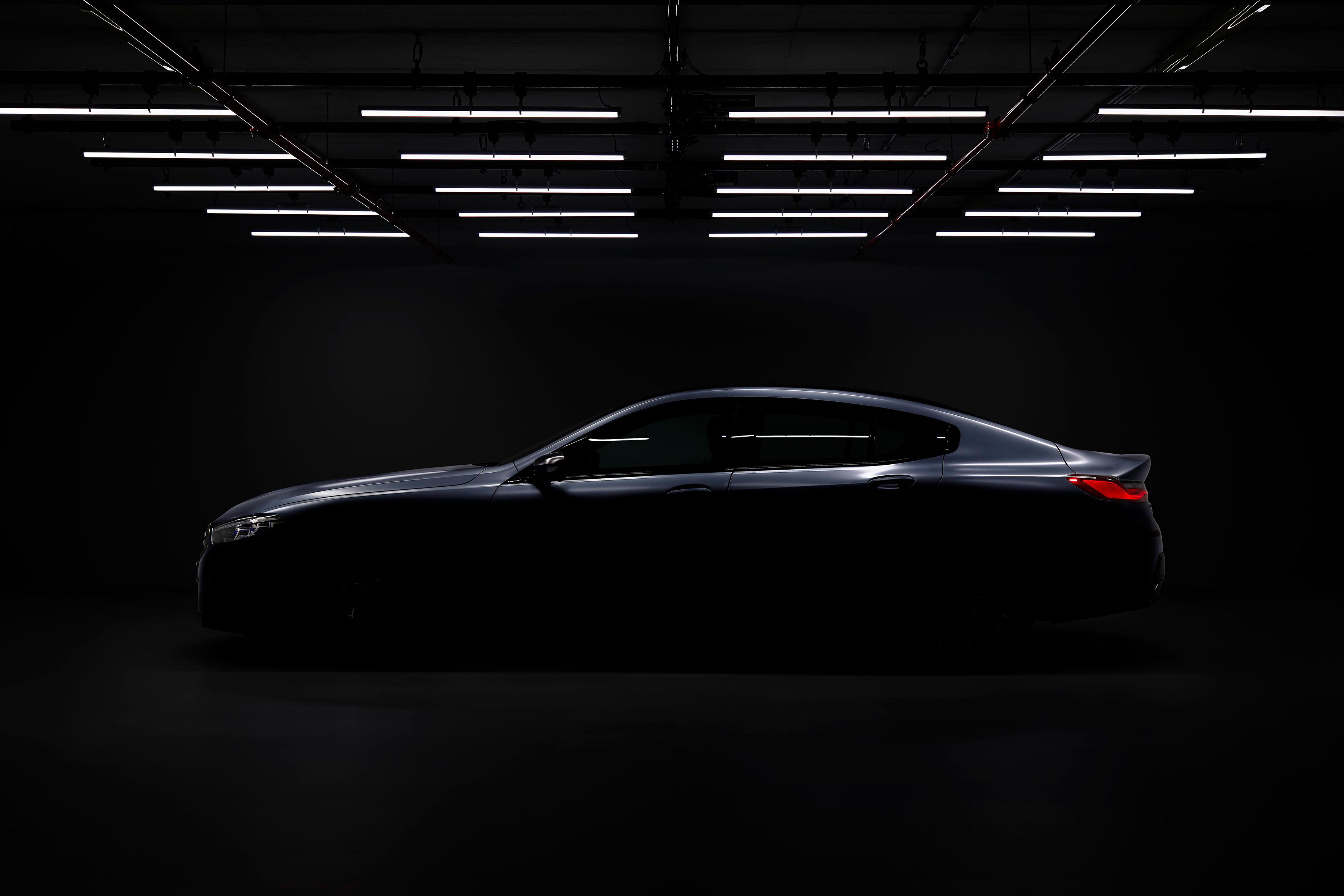 BMW Seria 8 Gran Coupe - eleganta sublima si un lux modern