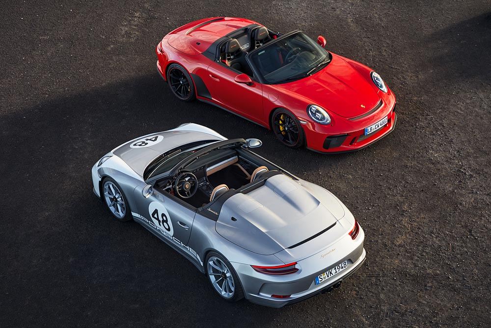 Noul 911 Speedster intra in productie – 510 CP si in editie limitata