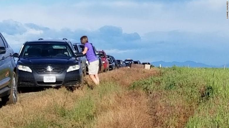 100 de soferi au ramas blocati cu masinile in camp dupa ce au urmat o ruta propusa de Google Maps