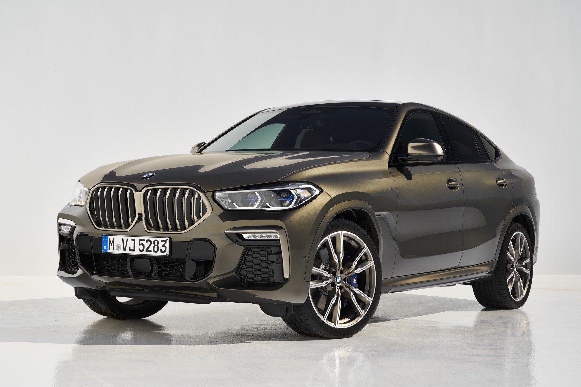 Noul BMW X6