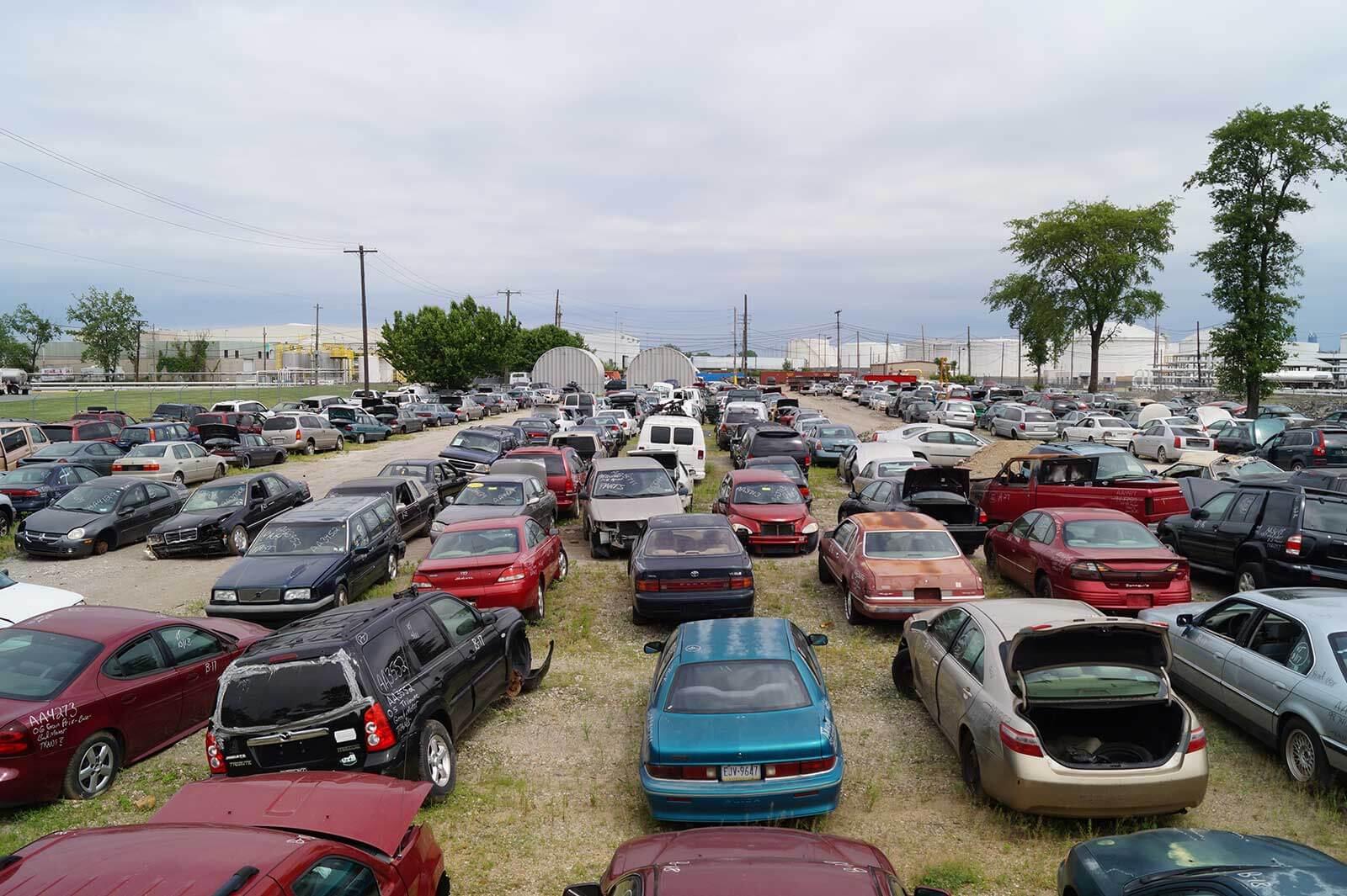 Piesele auto din dezmembrari: la ce sa fim atenti cand le cumparam?