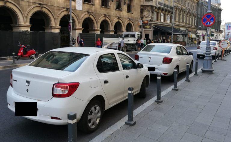 A inceput ridicarea masinilor parcate neregulamentar in Bucuresti. Cat costa si de unde le recuperezi