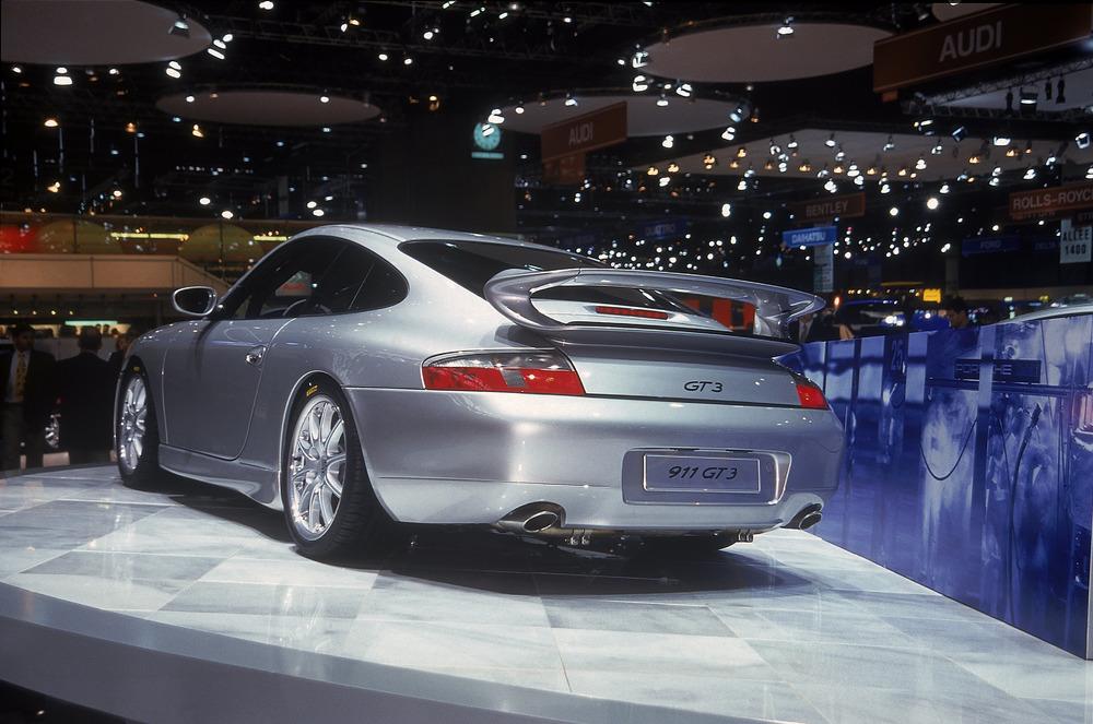 Porsche 911 GT3 sarbatoreste 20 de ani
