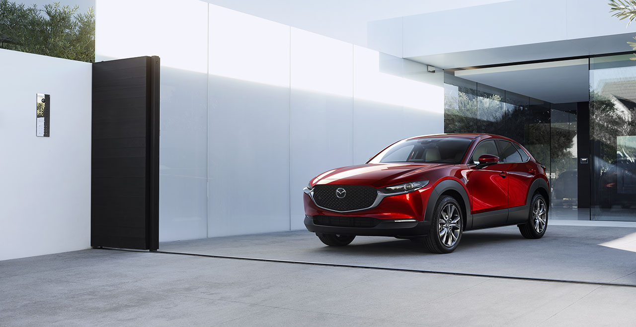 Noua Mazda CX-30 - Design elegant si atitudine indrazneata