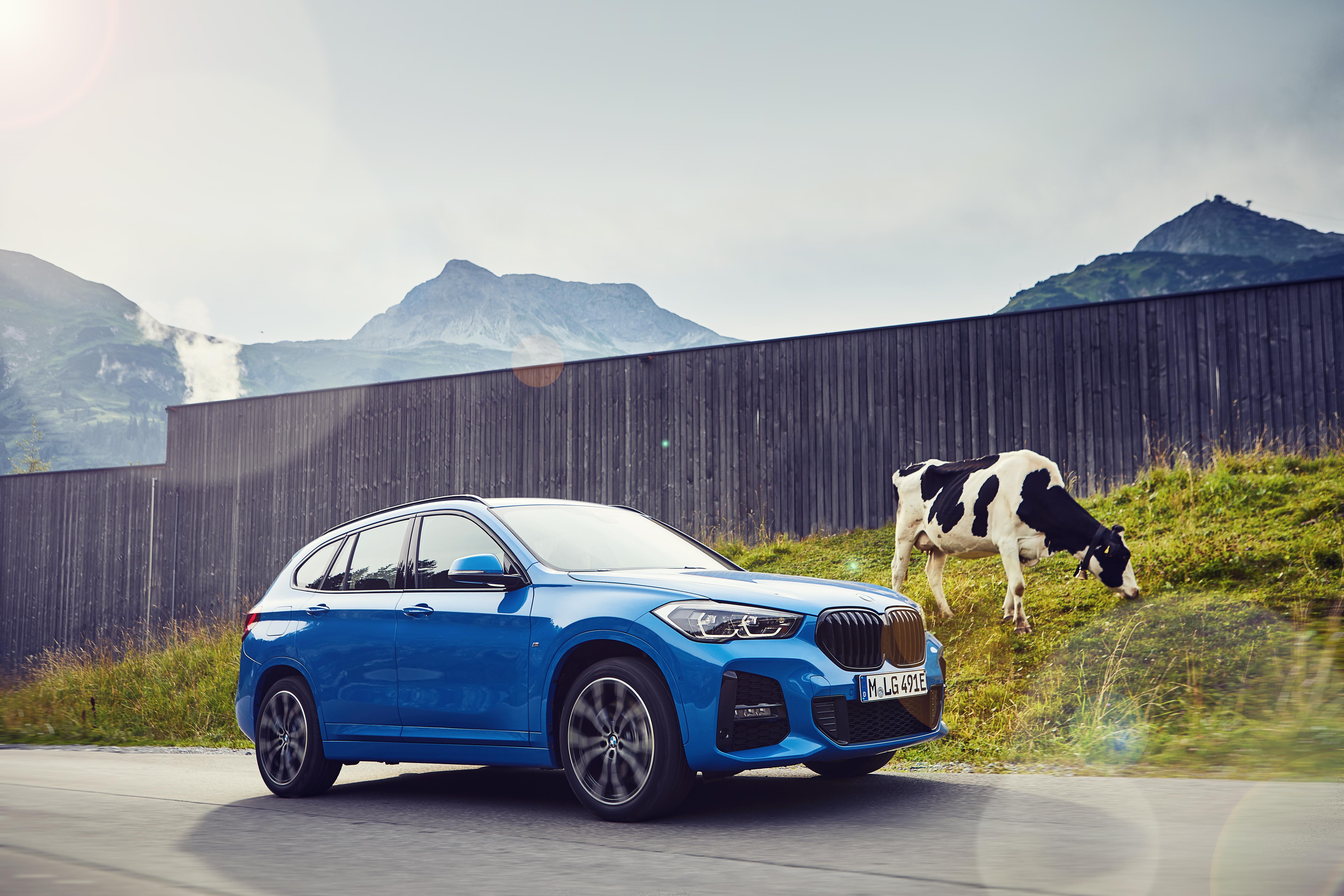 Noul BMW X1 xDrive25e – plug in hybrid in clasa compacta cu autonomie de peste 50 km