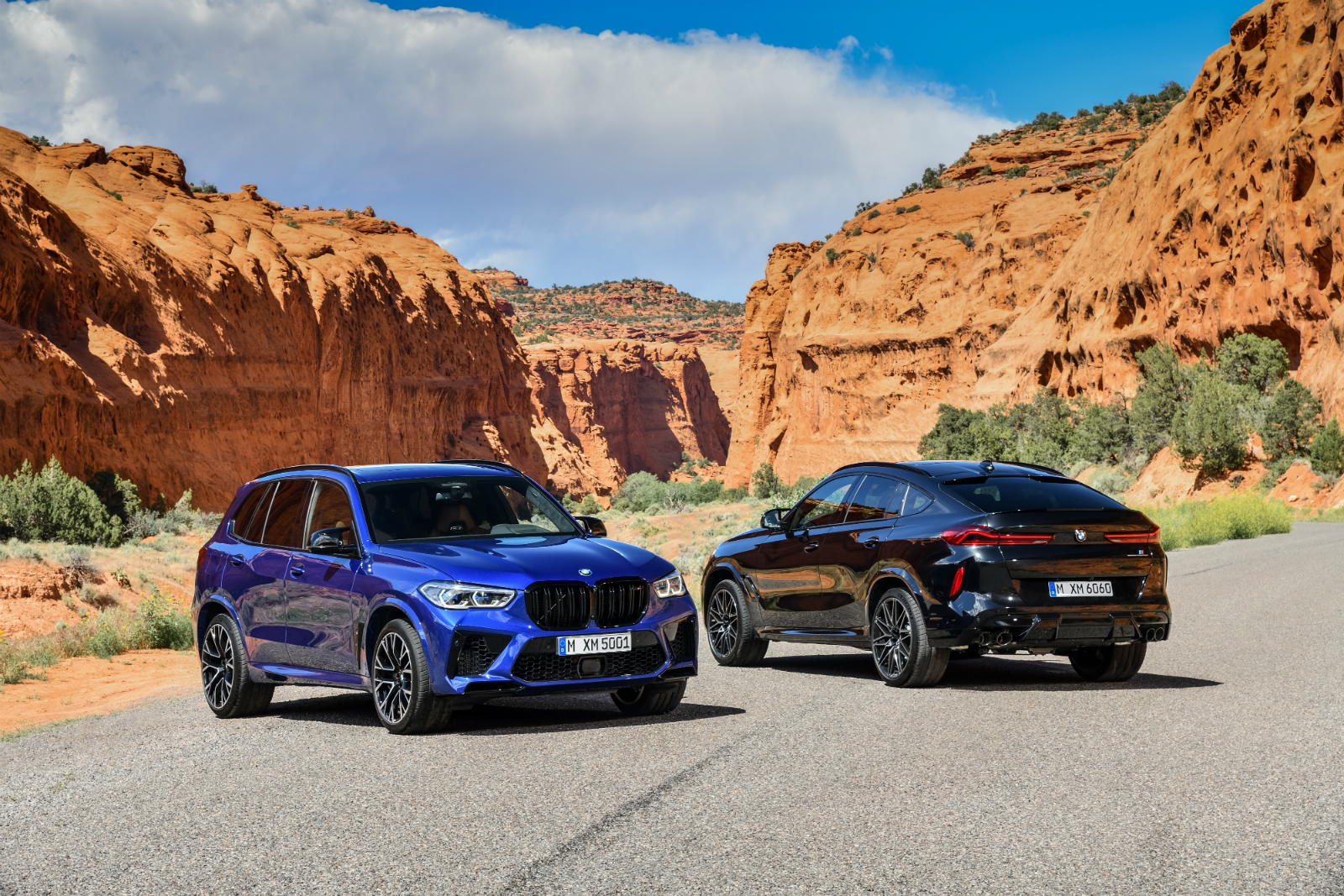 Noile BMW X5 M si BMW X5 M Competition, noile BMW X6 M si BMW X6 M Competition
