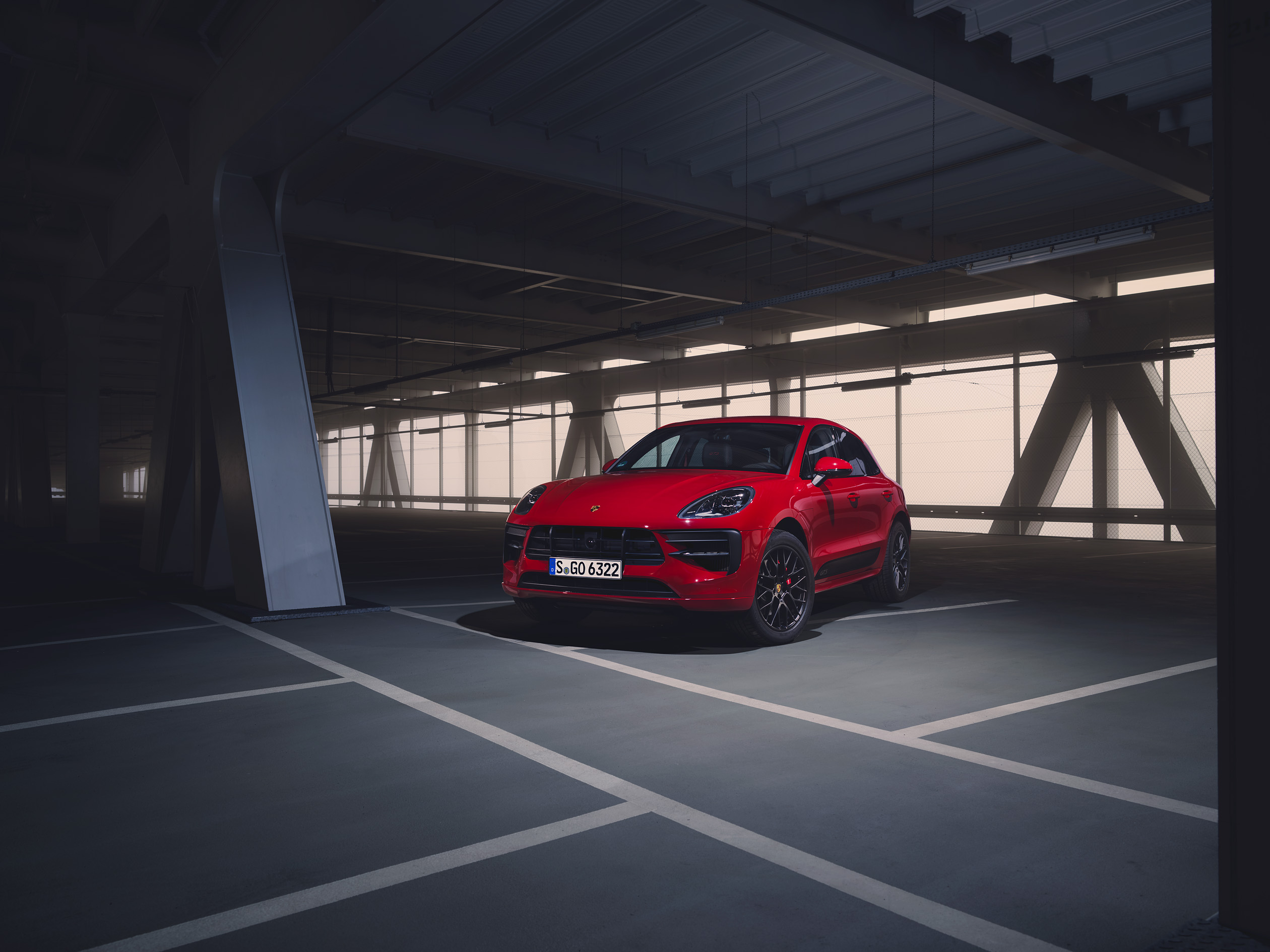 Model nou GTS de la Porsche: cel mai sportiv Macan