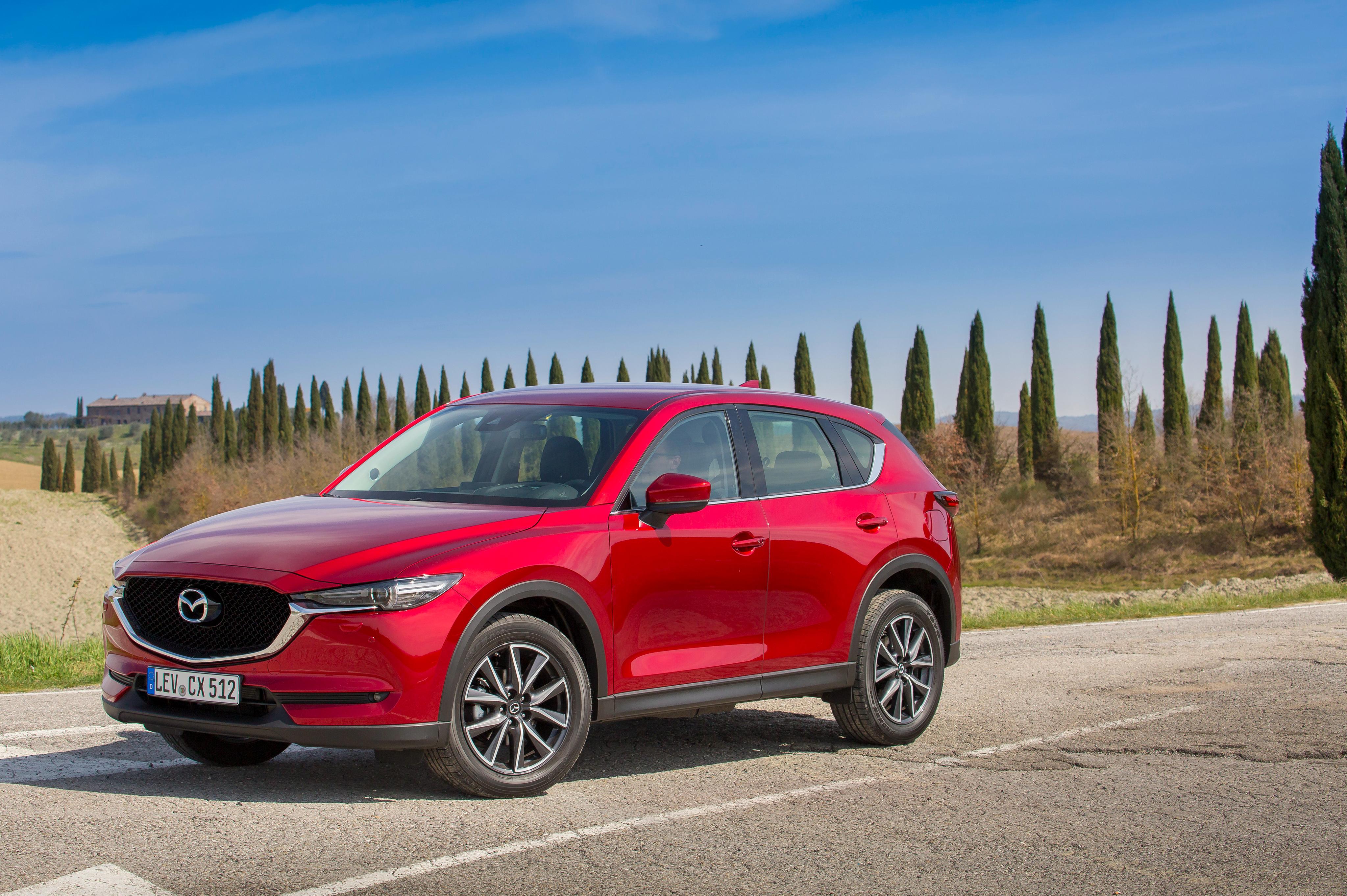 Vânzările Mazda în România au continuat să crească și în 2019, pentru al șaptelea an consecutiv
