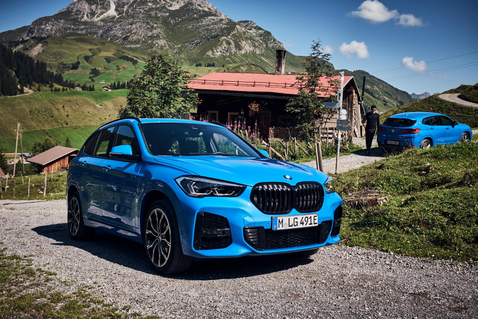 Noi modele BMW X plug-in hybrid: debuteaza BMW X1 xDrive25e, urmeaza BMW X2 xDrive25e