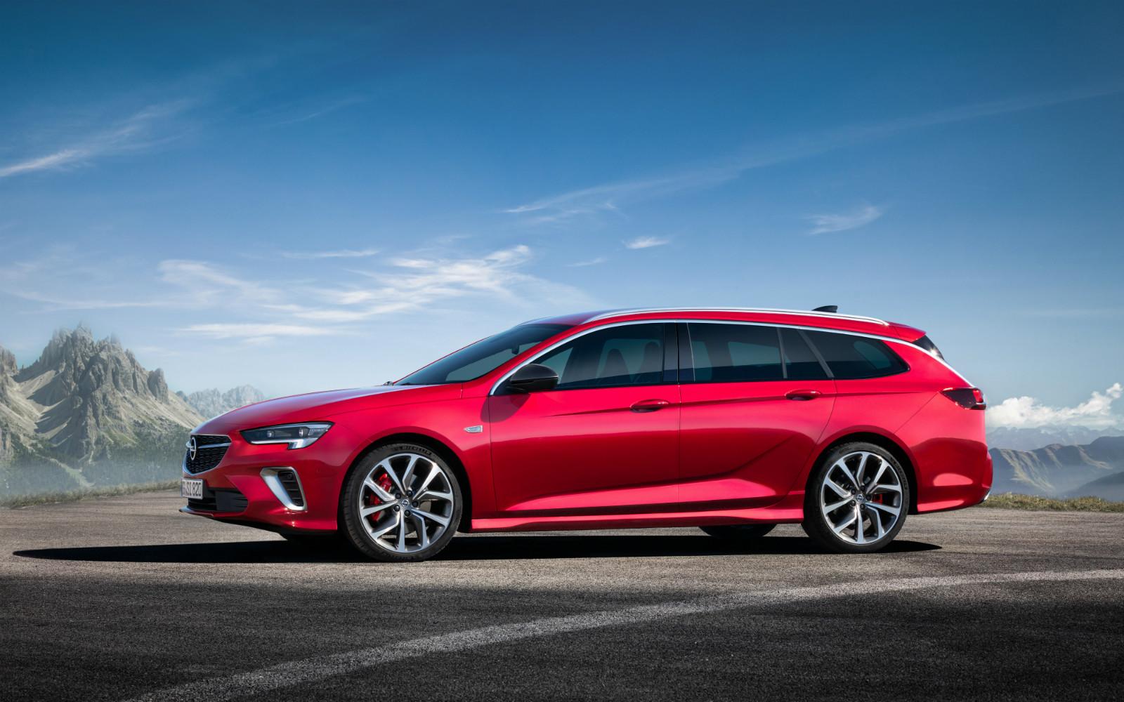 Opel Insignia GSi, premiera mondiala la Salonul Auto de la Bruxelles