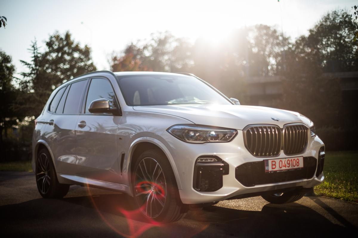 Al treilea an consecutiv de livrari-record pentru BMW Group in Romania