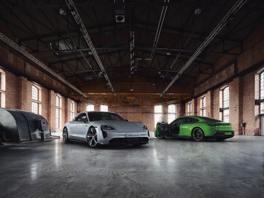Fiecare Taycan devine un automobil unic prin Porsche Exclusive Manufaktur
