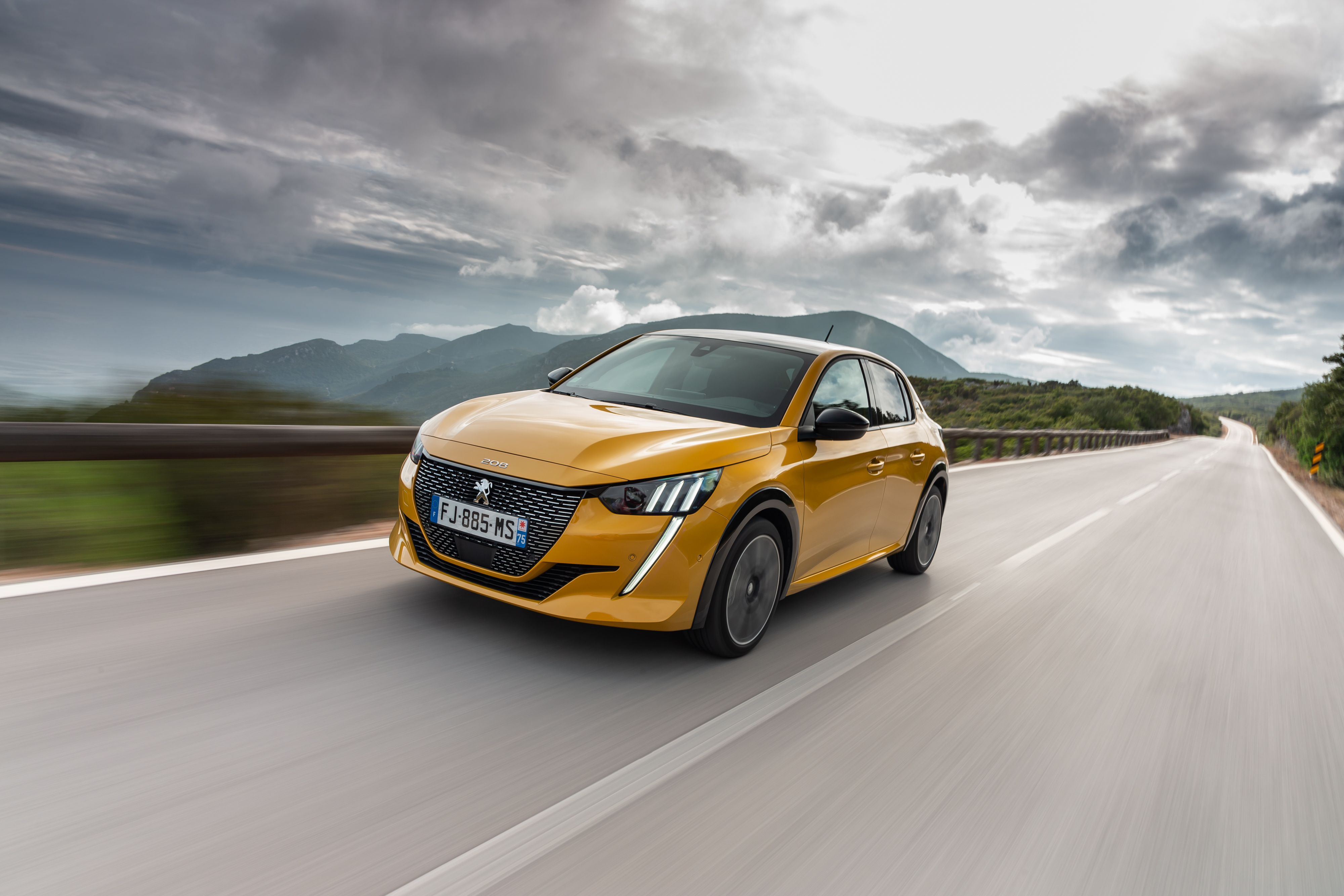Noul Peugeot 208 este Masina Anului 2020 in Europa